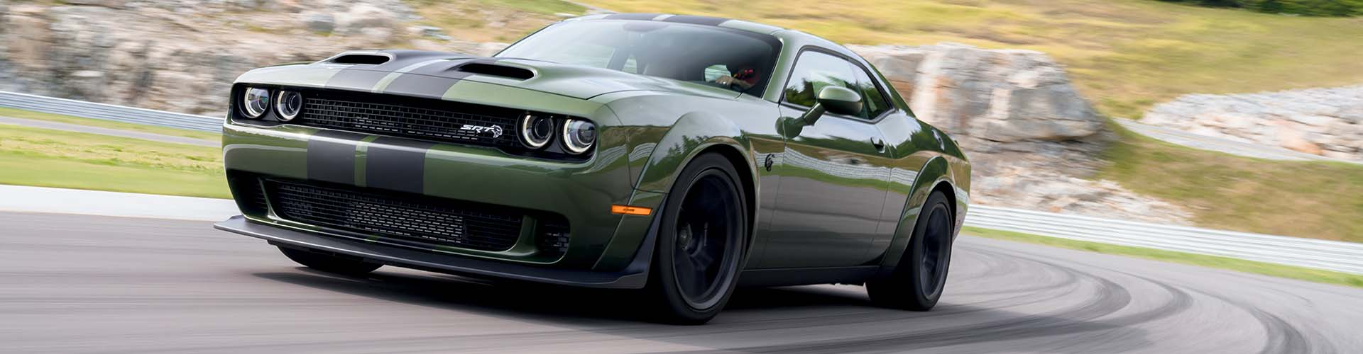 2020 Dodge Challenger Srt Engine